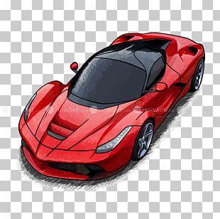 LaFerrari Ferrari FXX-K Car PNG