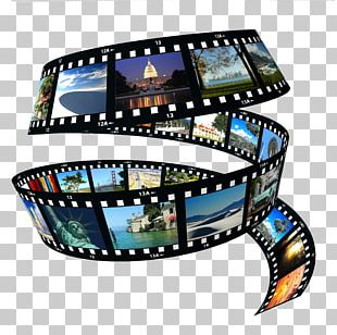 Photographic Film Computer File PNG