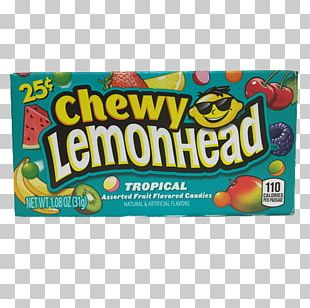 Candy Chewy Lemonhead Berry Awesome Chewy Lemonhead Tropical Flavor By Bob Holmes PNG