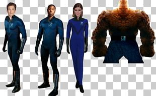 Invisible Woman Mister Fantastic Thing Doctor Doom Marvel Cinematic Universe PNG