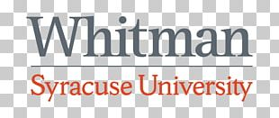 Whitman School Of Management Graduate Management Admission Test Master Of Business Administration Master's Degree Maxwell School Of Citizenship And Public Affairs PNG