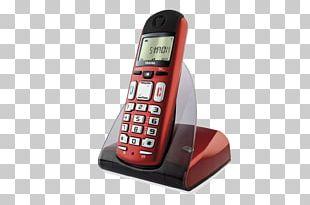 Feature Phone Mobile Phones Cordless Telephone Digital Enhanced Cordless Telecommunications PNG