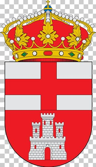 Quintana Del Castillo Coat Of Arms Crest Escutcheon Castell PNG