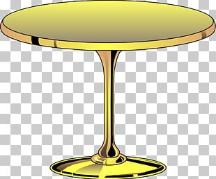 Round Table Matbord PNG