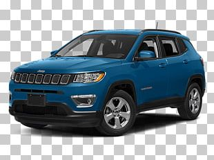 2018 Jeep Compass Latitude Dodge Chrysler Sport Utility Vehicle PNG