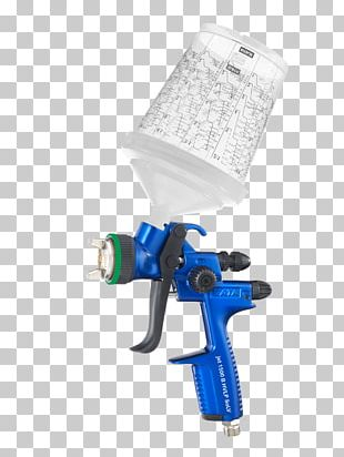 SATA Pistola De Pintura High Volume Low Pressure Paint Cup PNG