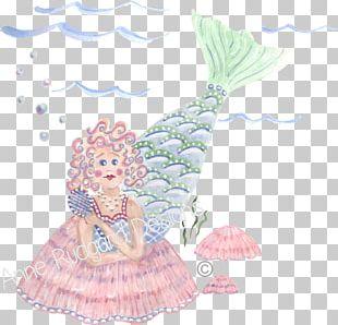 Fairy Melamine Costume Design PNG
