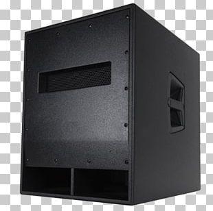 Subwoofer RCF Horn Loudspeaker Band-pass Filter PNG