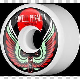 Powell Peralta Skateboarding Wheel SoCal Skateshop PNG
