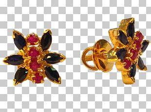 Earring Jewellery Bracelet Gold Ruby PNG