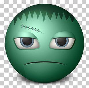 Emoticon Head Eye Smiley Face PNG