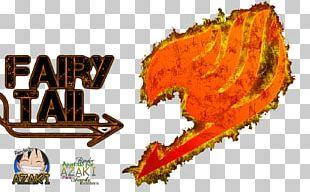 Tree Fairy Tail Emblem Font PNG