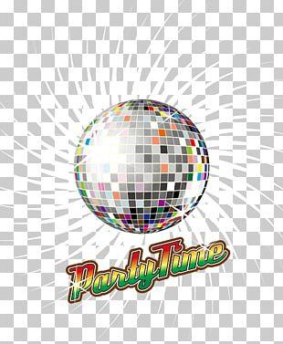 Disco Ball Nightclub PNG