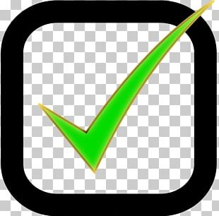 Checkbox Check Mark Checklist PNG