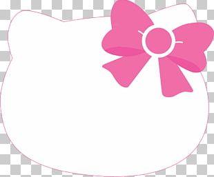 Hello Kitty Wedding Invitation Party Birthday Banner PNG