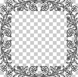 Borders And Frames Drawing Frames PNG
