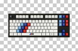 Computer Keyboard Keycap Cherry Gaming Keypad ASCII PNG, Clipart
