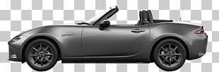 2018 Mazda MX-5 Miata Personal Luxury Car Sports Car PNG