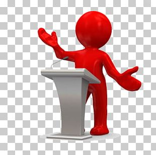 Public Speaking Speech Presentation Communication Glossophobia PNG