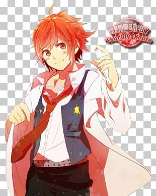 Anime Fan Art Female Boy PNG
