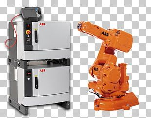 Industrial Robot ABB Group Robotics Robotic Arm PNG