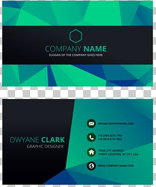 Business Card PNG