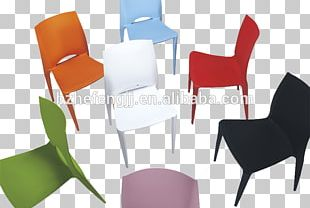 Chair Table Plastic Garden Furniture PNG