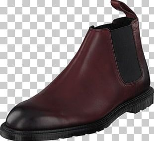 Chelsea Boot Shoe Leather Dr. Martens PNG