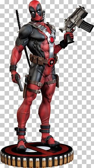Deadpool Batman Harley Quinn Spider-Man Action & Toy Figures PNG