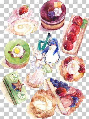 Drawing Watercolor Painting Food Illustration PNG