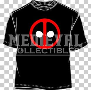 T-shirt Iron Man Logo Sleeve PNG
