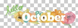 Month October September Desktop PNG