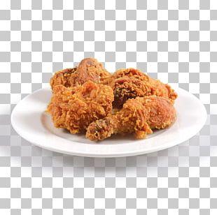 Crispy Fried Chicken Fast Food Chicken Nugget Karaage PNG