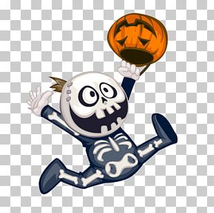 Halloween Ghosts PNG