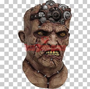 Frankenstein's Monster Mask Halloween Costume Costume Party PNG