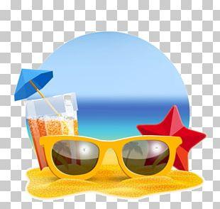 Sunglasses Beach Eyewear PNG