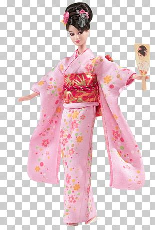 Happy New Year Barbie Doll Barbie Doll Styled By Yuming Maiko Barbie Doll PNG
