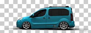 Compact Van Citroën Nemo Compact Car City Car PNG
