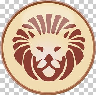 Leo Lion Drawing PNG