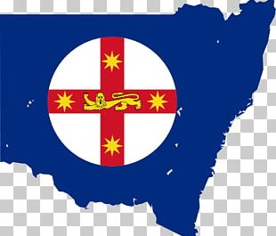 Flag Of New South Wales Flag Of Australia State Flag PNG
