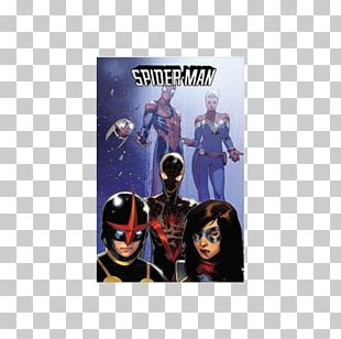 Spider-Man: Miles Morales Vol. 1 Ultimate Comics Spider-Man PNG