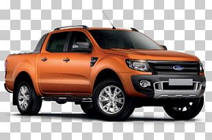 Ford Ranger Car Pickup Truck Ford F-Series PNG