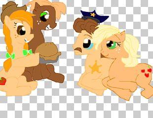 Lion Applejack Pinkie Pie Pony Horse PNG