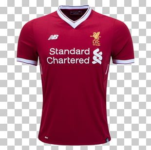 T-shirt Liverpool F.C. Jersey Kit PNG
