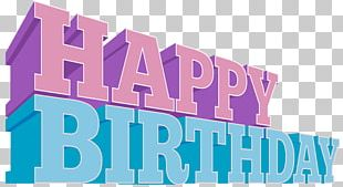 Happy Birthday To You Greeting & Note Cards PNG