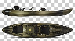 Ocean Kayak Malibu Two XL Angler Kayak Fishing PNG