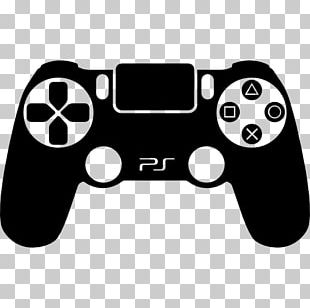 PlayStation 4 PlayStation 3 Joystick Game Controllers PNG