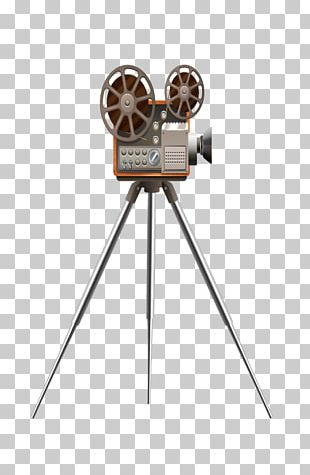 Video Camera Photographic Film PNG