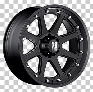 Rim Custom Wheel Car Metal PNG