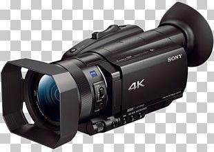 Sony FDR-AX700 4K Camcorder High-dynamic-range Imaging 4K Resolution Hybrid Log-Gamma PNG